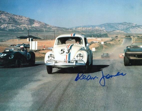 Herbie- Autografo Ator Dean Jones