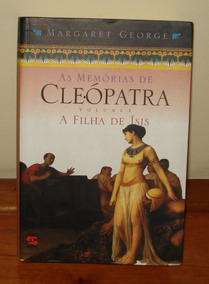 Livro As Memórias De Cleópatra Vol. 1