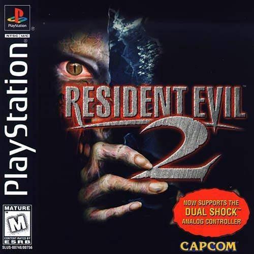 Patch Resident Evil 2 Português Ps1/ps2 ( Pague 1 E Leve 3 )