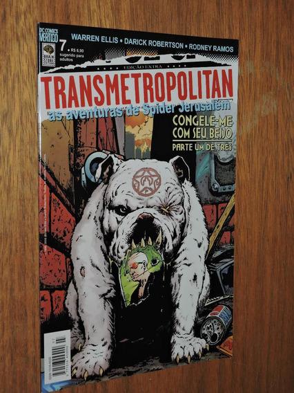Transmetropolitan - Vertigo Warren Ellis No 07 Brainstore