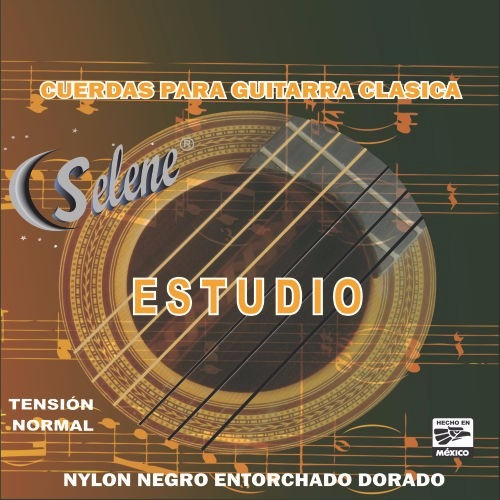 Cuerdas Guitarra Acustica Nylon Envio Mismo Dia Gratis