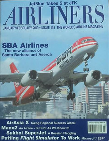 Revista Airliners 115