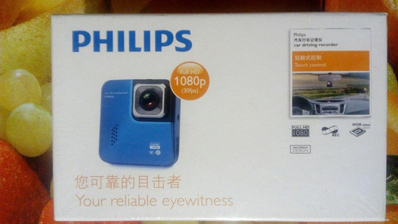 Camara - Car Driving Recorder , Philips Full Hd 1080 P