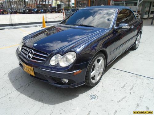 Mercedes Benz Clase Clk Convertible