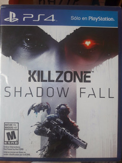 Killzone Shadow Fall Ps4 Español Sellado Delivery Stock Ya