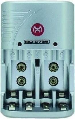 Super Carregador De Pilhas Mox Mo-c738