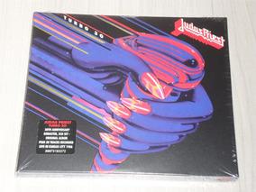 Box Judas Priest - Turbo 30th Anniversary (alemão 3 Cd