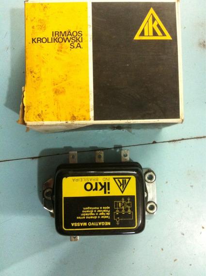 Regulador De Voltagem Lk-350 24v Caterpilar/motoniveladora