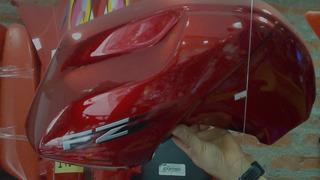 Cacha Cubre Tanque Izquierda Yamaha Fz 16 (original)