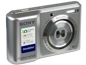 Câmera Fotografica Sony - Semi - Nova