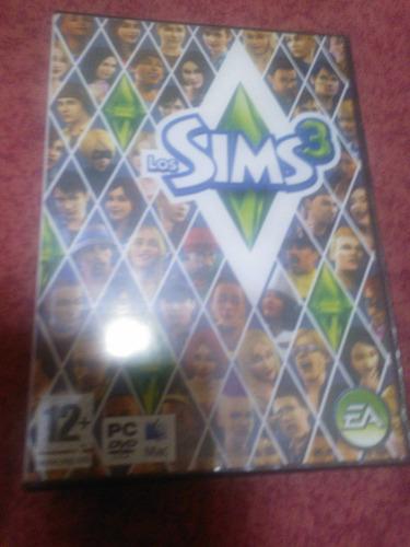 Juego Los Sims 3 Original!!!! Para Pc