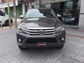 Nueva Toyota Hilux Srx 4x4 2017. Unidad Fisica Disponible!