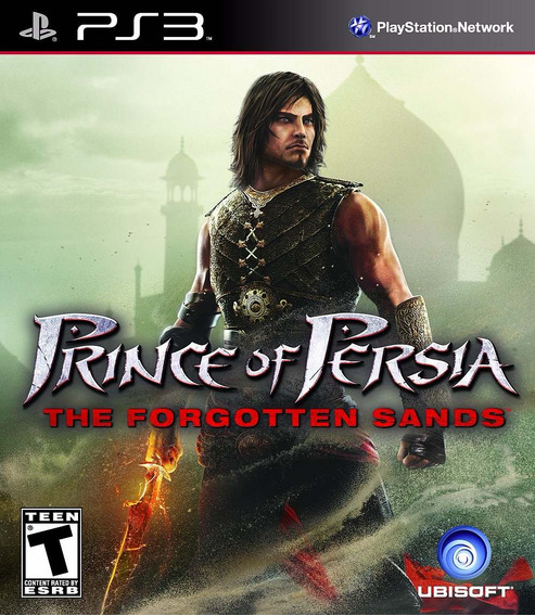 Prince Of Persia The Forgotten Sands Ps3 Físico | Playgorila