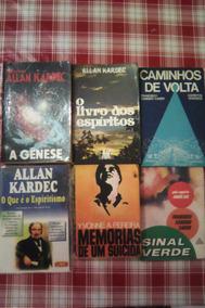 Coleção Allan Kardec E Chico Xavier