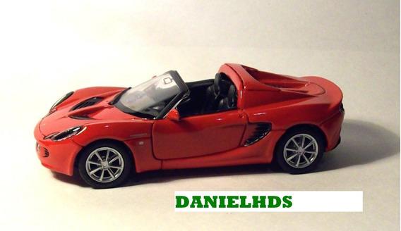 Auto Lotus Metal Esc 1/36 Welly Original Danielhds