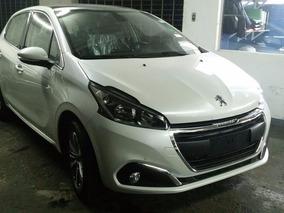 Peugeot 208 Feline Tiptronic Mt6 Con Formularios Retira Ya!