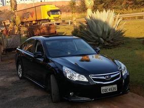 Subaru Legacy Gx Modelo 2010 Preto. Bom Para Uber