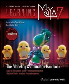 Learning Maya 7 Modeling Animation Handbook Importado