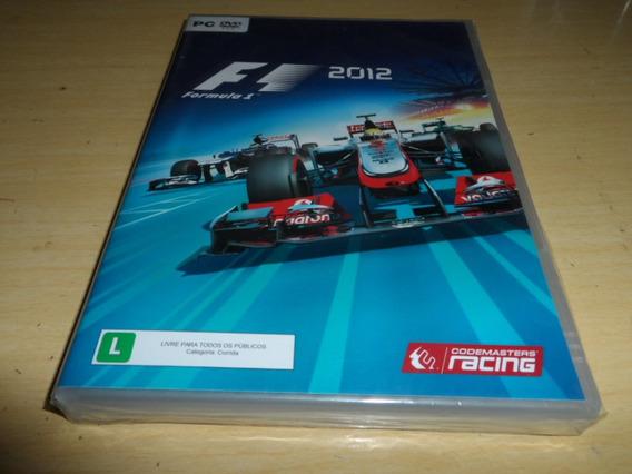 F1-2012 - Pc Dvd