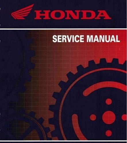 Manual De Serviço Honda Cb 300r 2009 - 2015-em Pdf Por Email