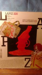 Revista Internacional De Arte Lapiz. Nueva Y Sellada. N° 220