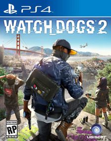 Juego Watch Dogs 2 Day One Playstation 4 Ibushak Gaming