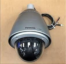 Vendo Câmera De Circuito Fechado Panasonic Wv-cw964p