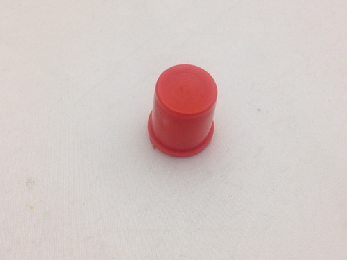 Botão Redondo Controle Atari - Diâmetro 15mm