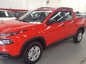 Fiat Toro 4x2 Anticipo 80 Mil Con O Sin Veraz