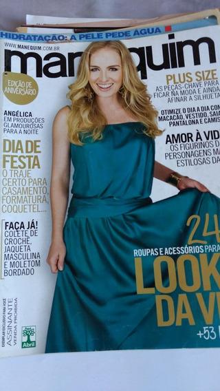 Revista Manequim Angélica