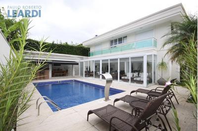 Casa Em Condomínio Alphaville - Barueri - Ref: 464828