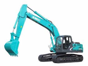 Excavadora Japon Kobelco Sk210lc-10 Financiada En 48 Meses
