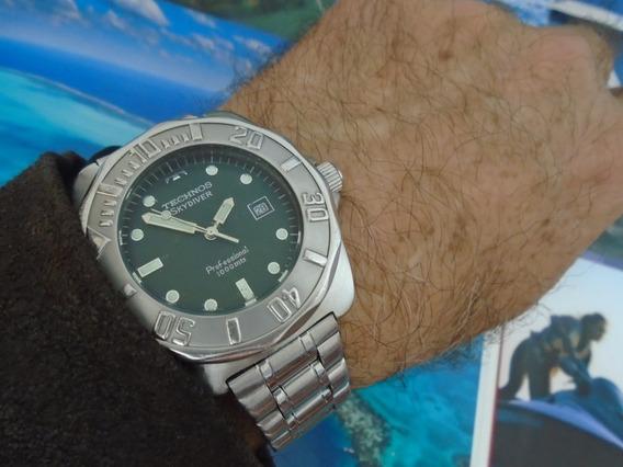 Technos Sky Diver Professional 1000 M S