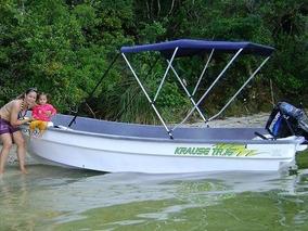 Krause Tr 16 - Panga - Recreio - Pesca - Estaleiro Krause