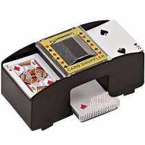 Embaralhador Misturador De Cartas Automatico Para Poker, Tru