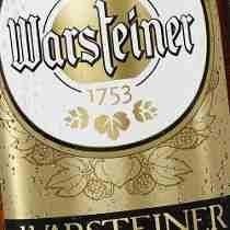 Barril Warsteiner X 5 Litros