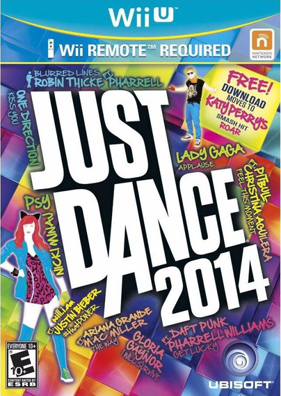 Frete Gratis Just Dance 2014 Wii U