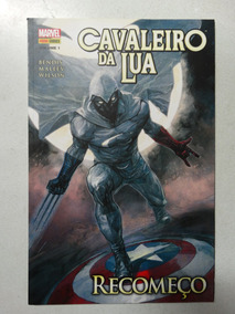 Cavaleiro Da Lua Volume 1! Recomeço! Panini 2015!