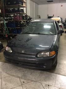 Honda Civic 1994 Para Vendas De Motor, Caixa, Pecas Em Geral