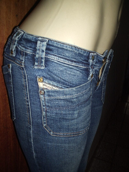 Calça Jeans Importada Tamanho M Veste 38