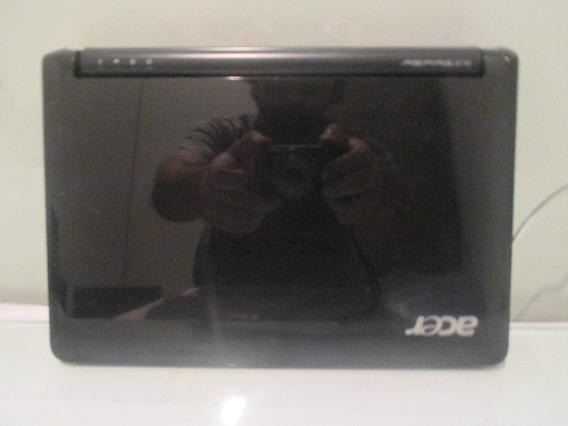 Carcaça Base Inferior + Superior Acer Aspire One Modelo Zg5