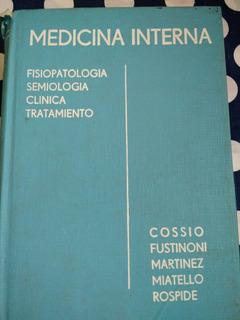 Libro Medicina Interna Cossio