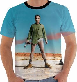 Camiseta Breaking Bad - Walter White - Series - Season 1