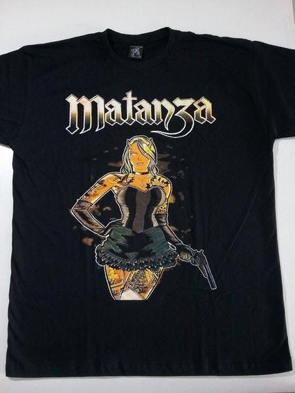 Camiseta Banda Matanza - Odiosa Natureza Humana - Profanus