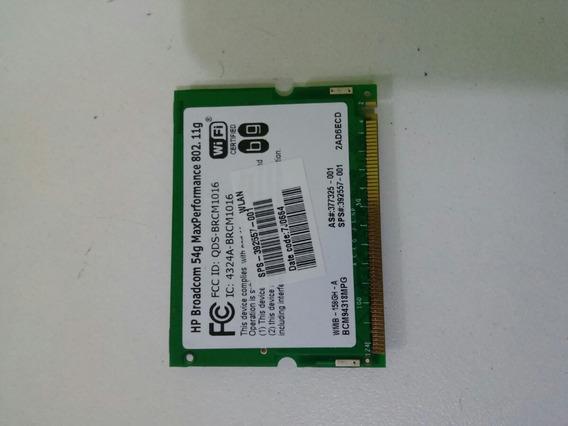 Placa Pci Wireless Hp V5000