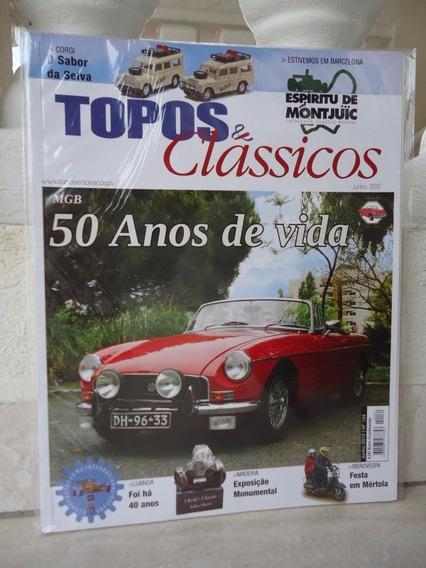 Topos & Classicos N°134 Mgb Miniaturas Corgi Luanda Madeira