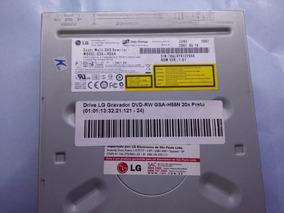 Dvd-rw Cd Lg Rom Para Pc Usado Funcionando Ide