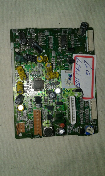Placa Do Cd Do Som Lg Lm. U1560a