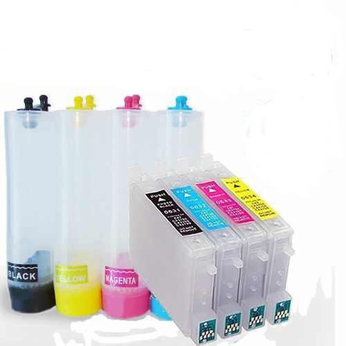 Bulk Ink C63 ,c65, C83, C85, Cx3500, Cx5500 Com Tintas