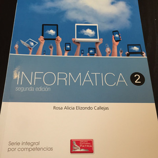 Informática 2 Competencias